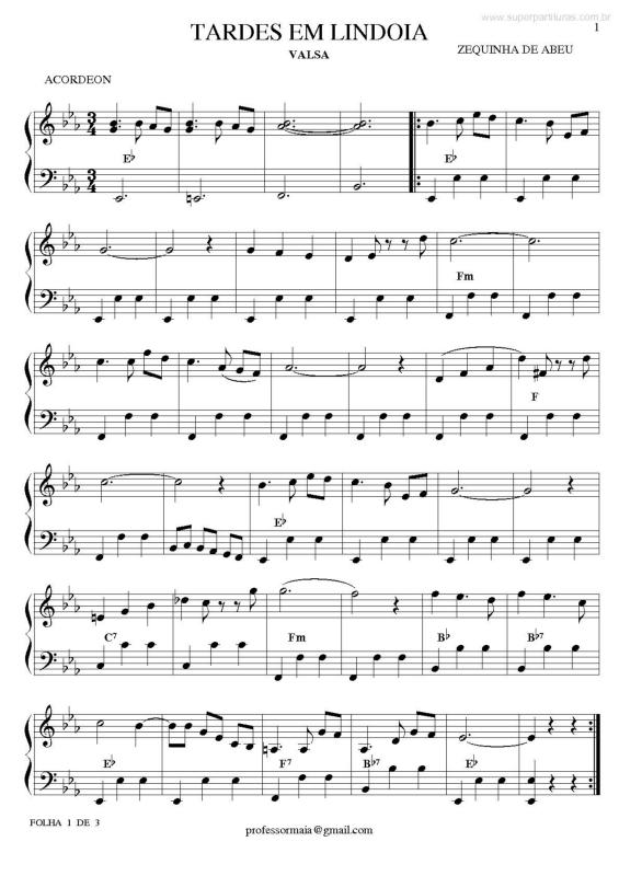 Zequinha Abreu - Músicas de Zequinha De Abreu